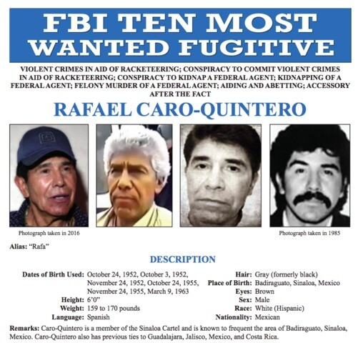 fbi 10 most wanted 2019