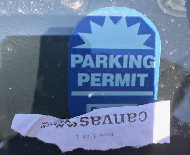 Existing Permit