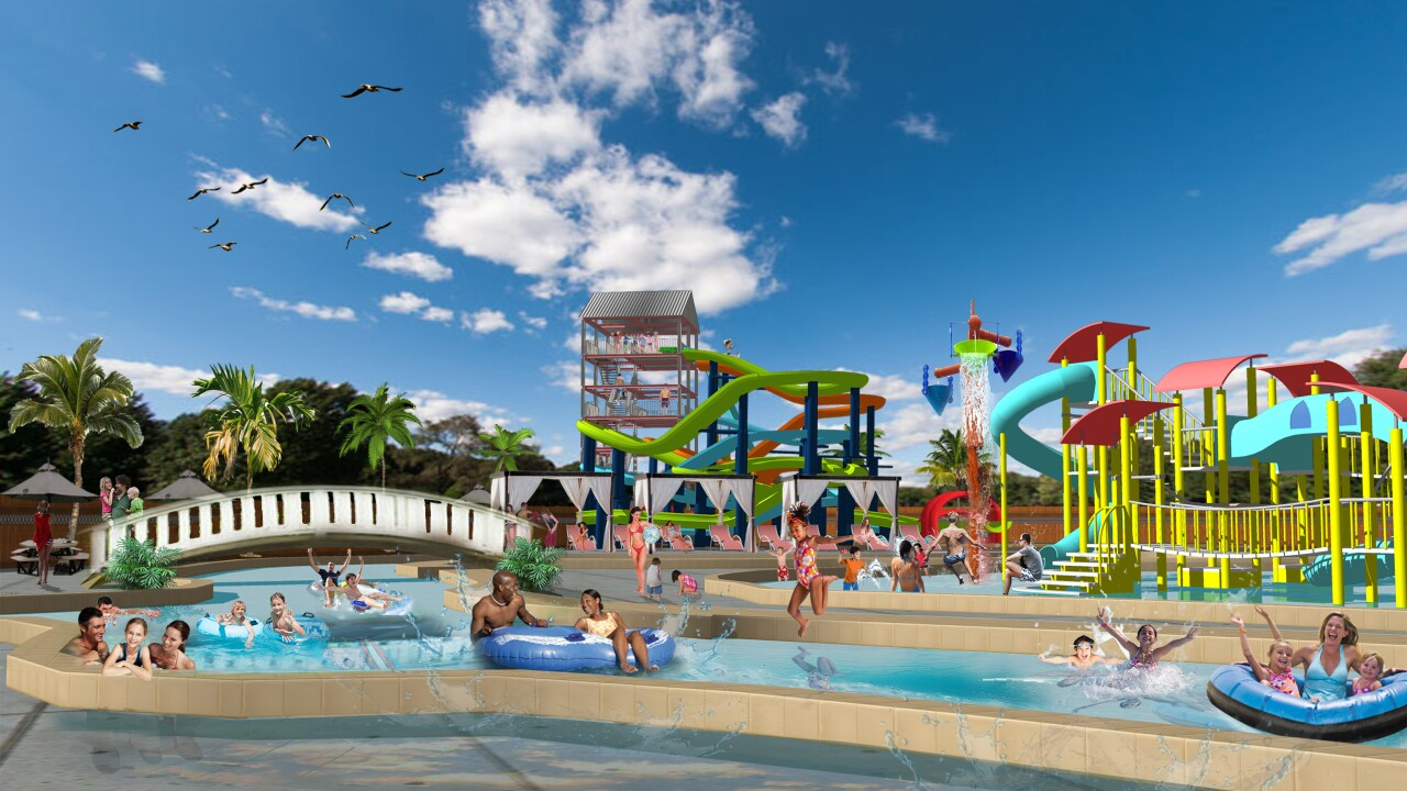 New Maui Jack's Waterpark opening on ChincoteagueIsland