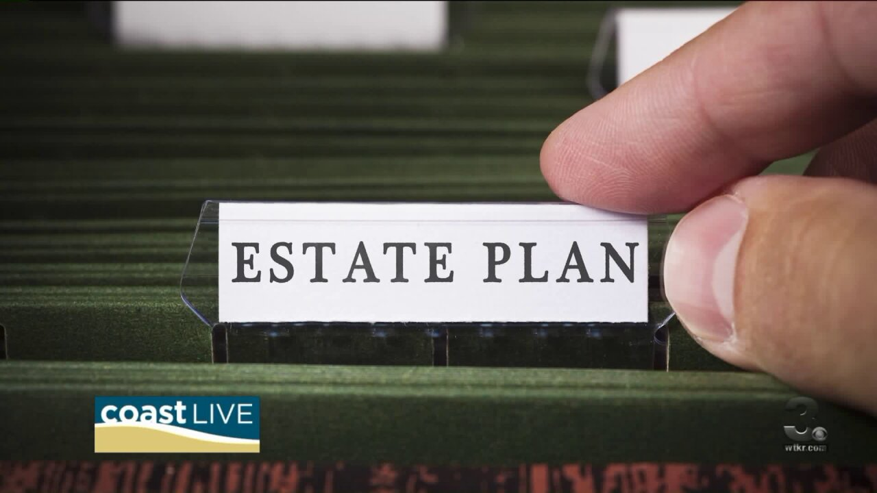 Estate planning with Union Bank and Trust on CoastLive