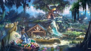 Disney Is Turning Splash Mountain Into A 'Princess And The Frog'-themed Ride