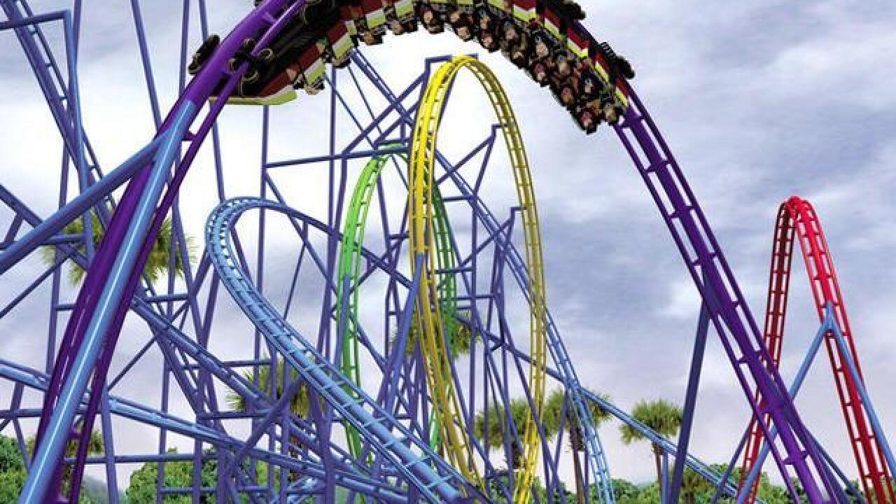 Six Flags Magic Mountain Will Stay Open For 365 Days In 2018