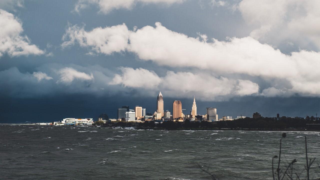 Cleveland Skyline