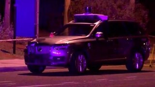 Backup driver charged with negligent homicide in deadly Tempe self-driving Uber crash