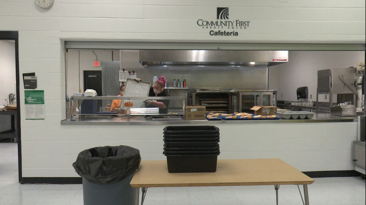 BOYS AND GIRLS CLUB FOOD SERVICE PROR