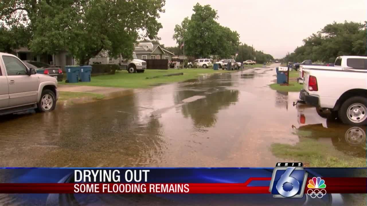 No more rain in Rockport at least for now