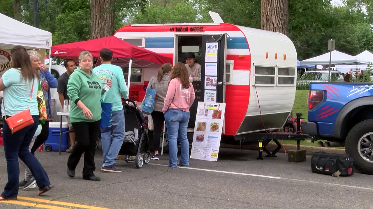 A new food truck is serving up tasty Thai in Great Falls