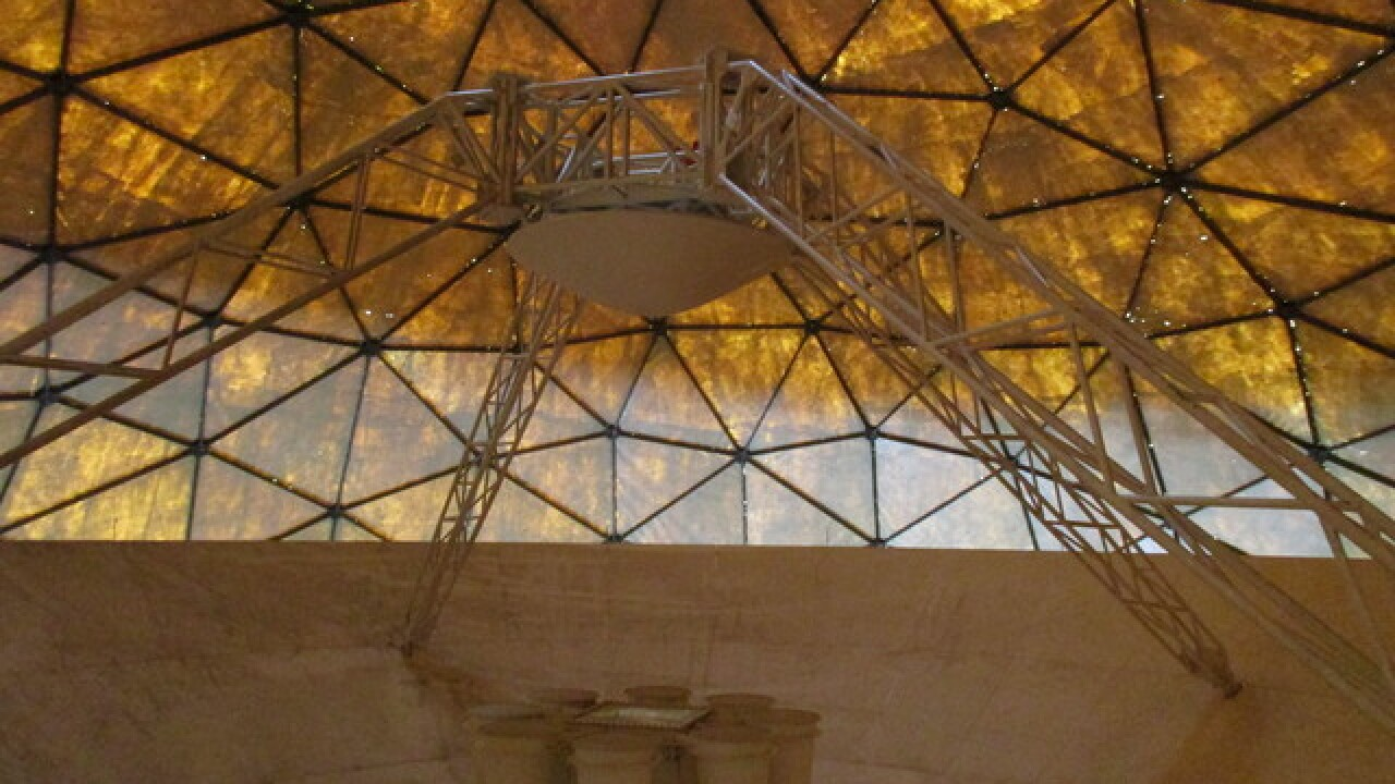 11 secrets of Buckley Air Force Base and the radomes