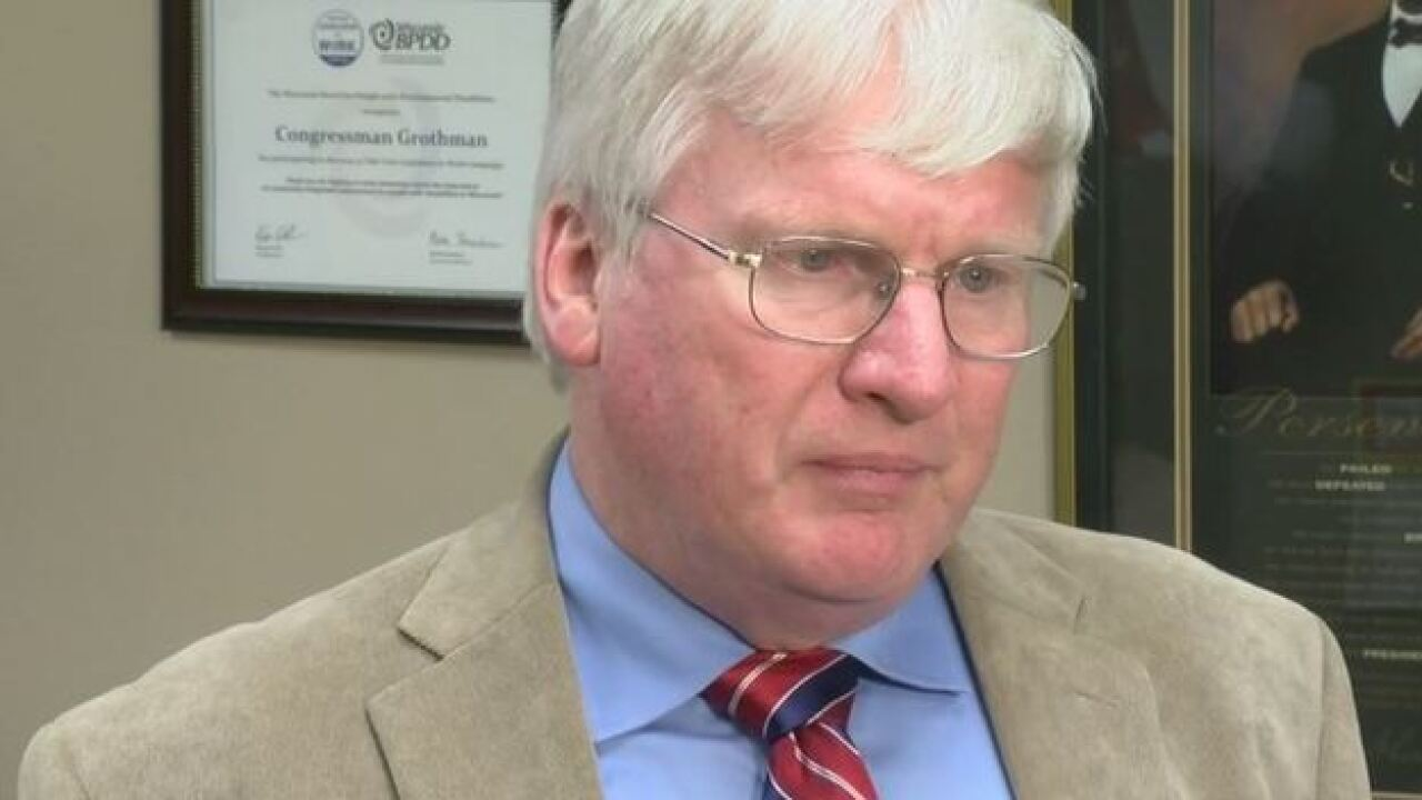 Rep. Grothman responds to voter ID controversy