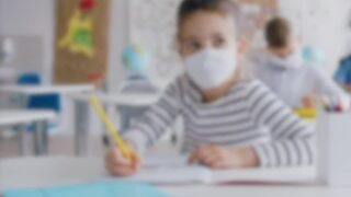 Children's psychologist addresses how to address mask bullying in school with kids