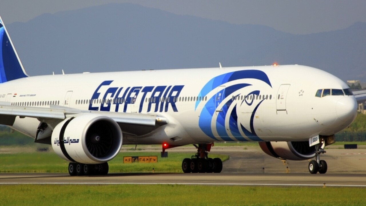 EgyptAir 804 crash: Traces of explosives found on victims