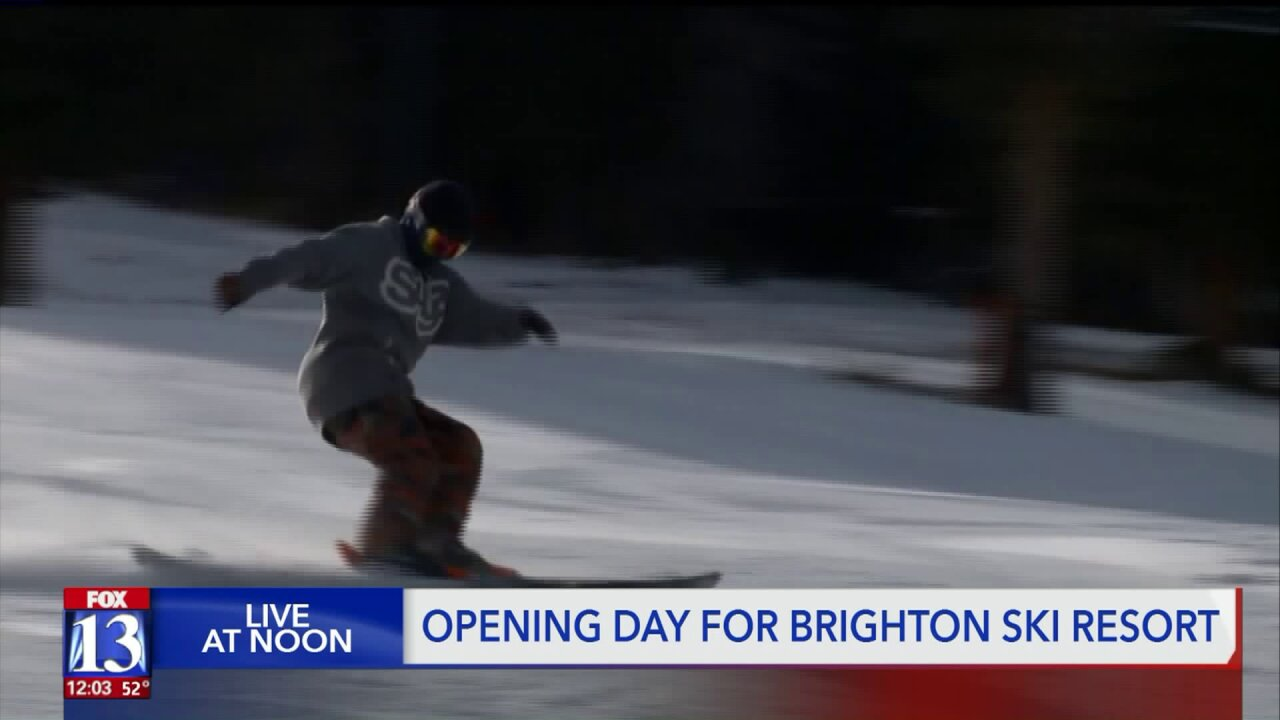 Brighton Resort holds openingday