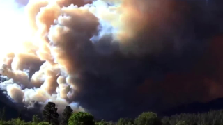 Weather Wise: Wildfire season coming to a close?