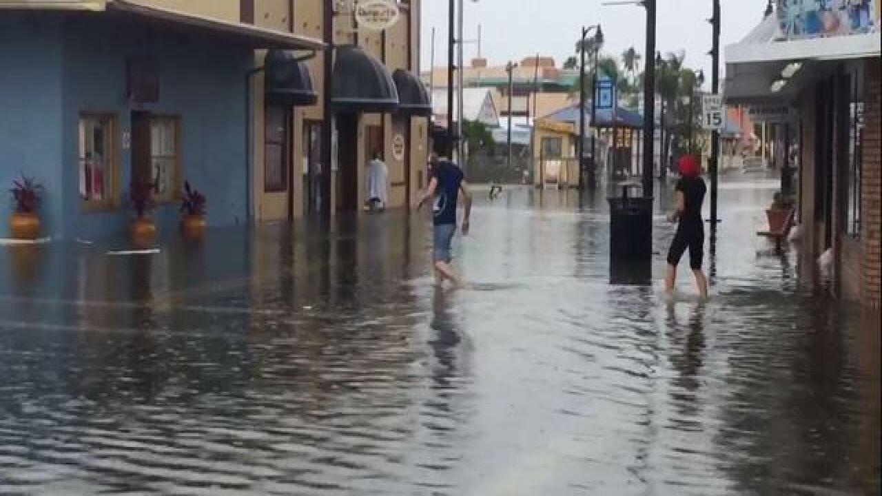 PHOTOS: Tropical Storm Colin hits Tampa Bay
