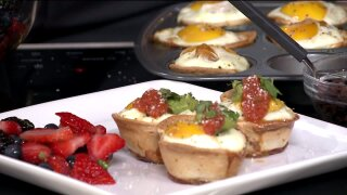 Smith's Food and Drug 'Sunday Brunch': Huevos Rancheros and Mixed Berry Salad
