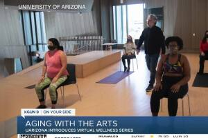UArizona creates a program to keep the aging population moving