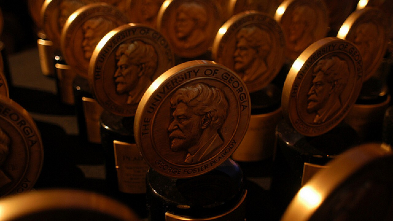 NewsChannel 5 Receives Prestigious Peabody Award