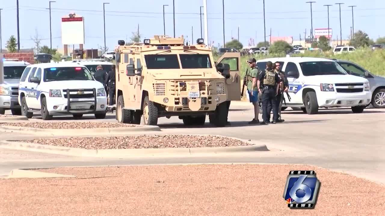 Alice man wounded in Odessa shooting spree