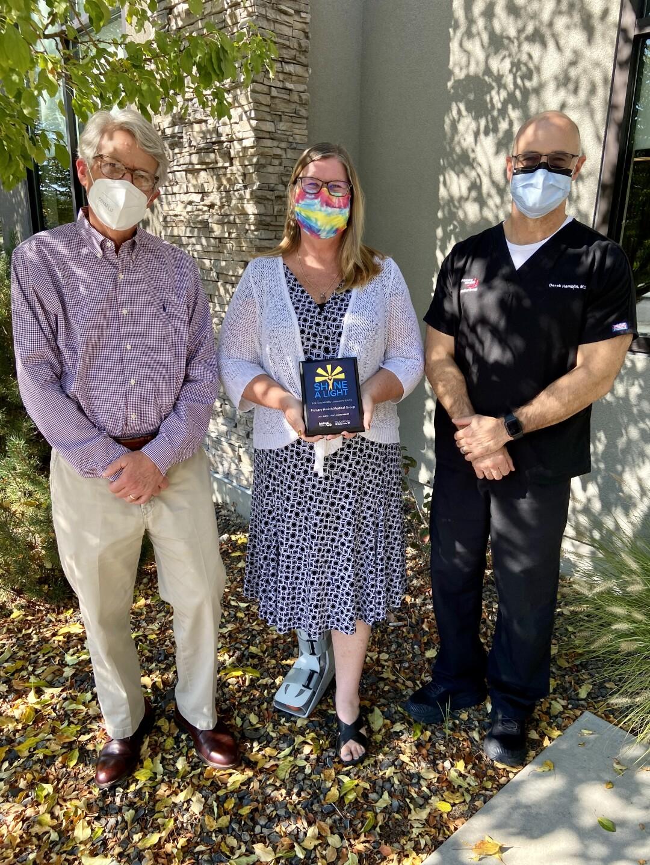 Primary Health Medical Group Shine A Light Award Winners