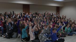 ExplorationWorks hosts 8th Annual Girls' STEM Round-up