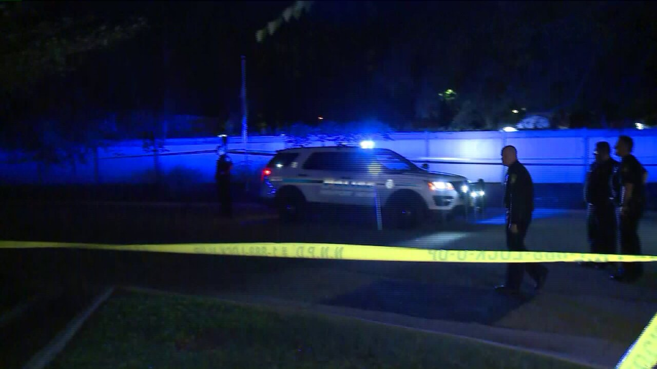14-year-old, two others hurt in Newport News triple shooting after football game