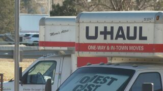 More UHaul trucks came to Colorado than just about any other state in 2020