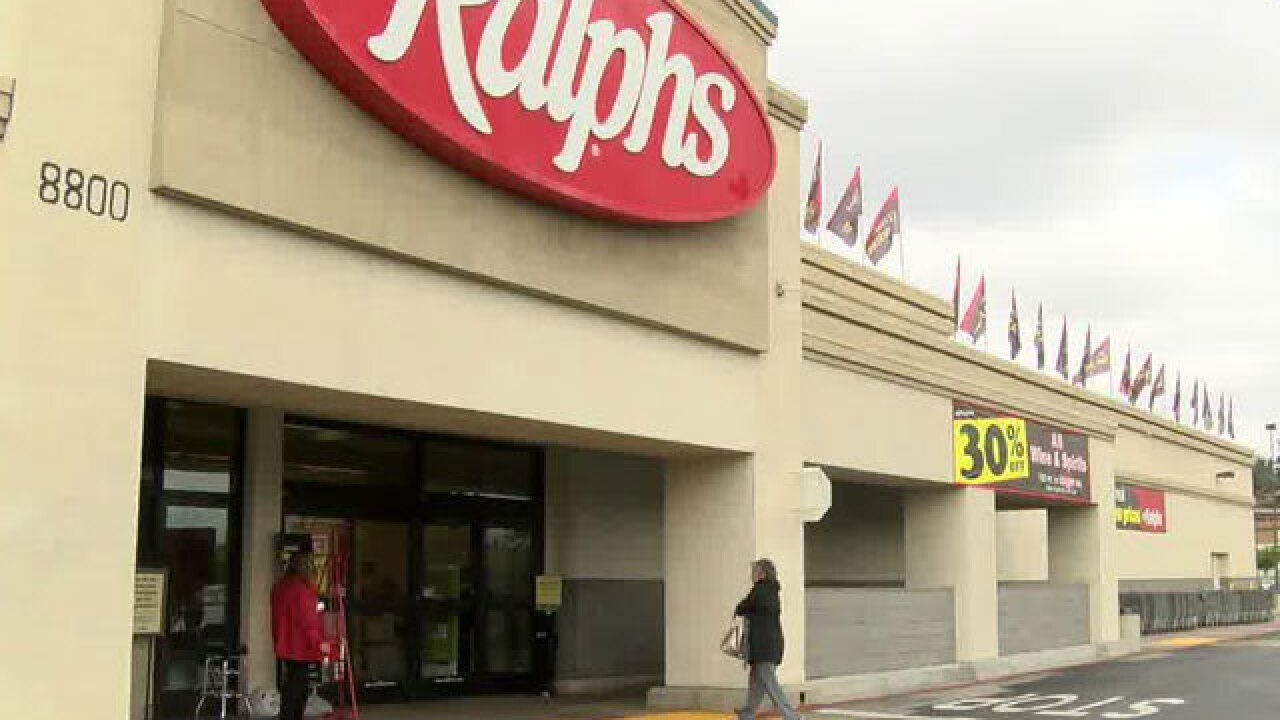 Ralphs holding hiring event at every San Diego store