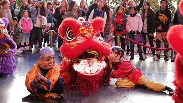 PHOTOS: Chinese New Year Celebrations in Las Vegas   2018