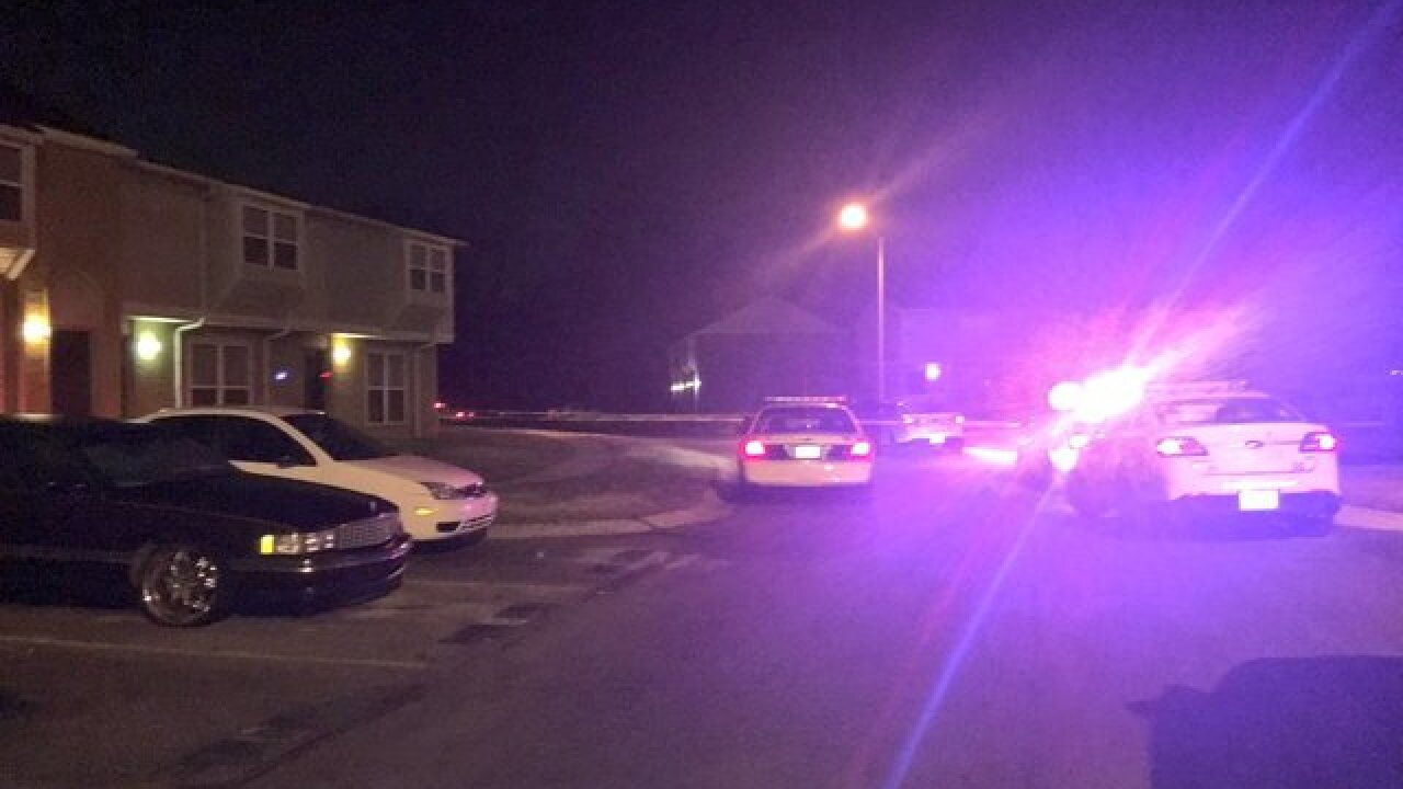 2 people shot on Indy's northeast side