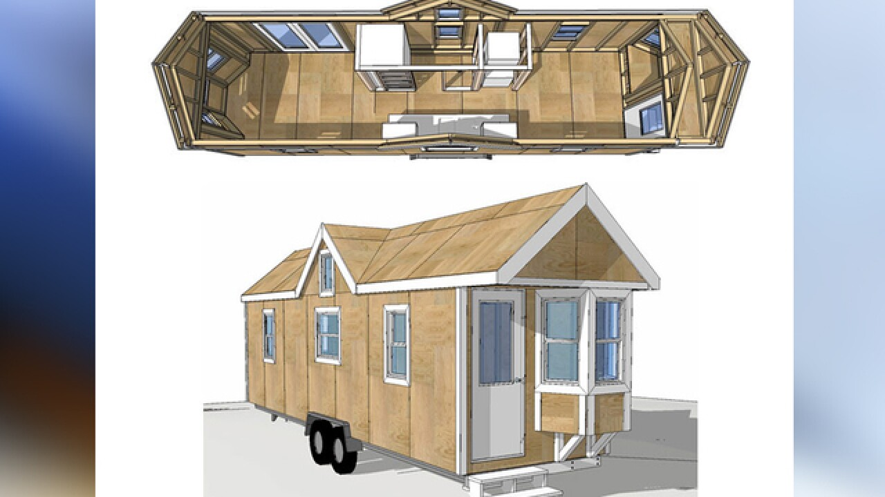 County's first 'tiny home' community in works