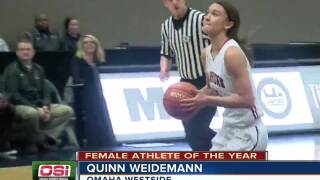 OSI Female Athlete of the Year: Quinn Weidemann