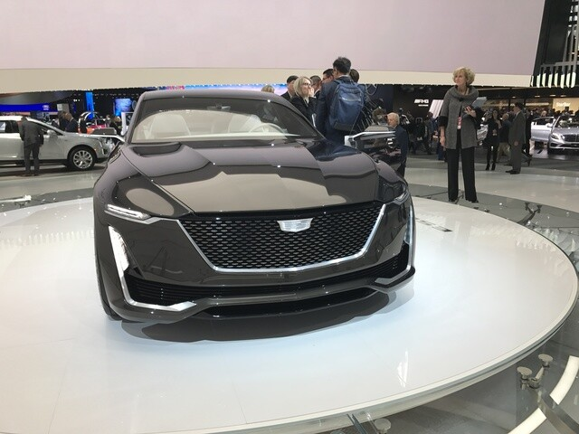 GALLERY: Concept vehicles at the North American International Auto Show