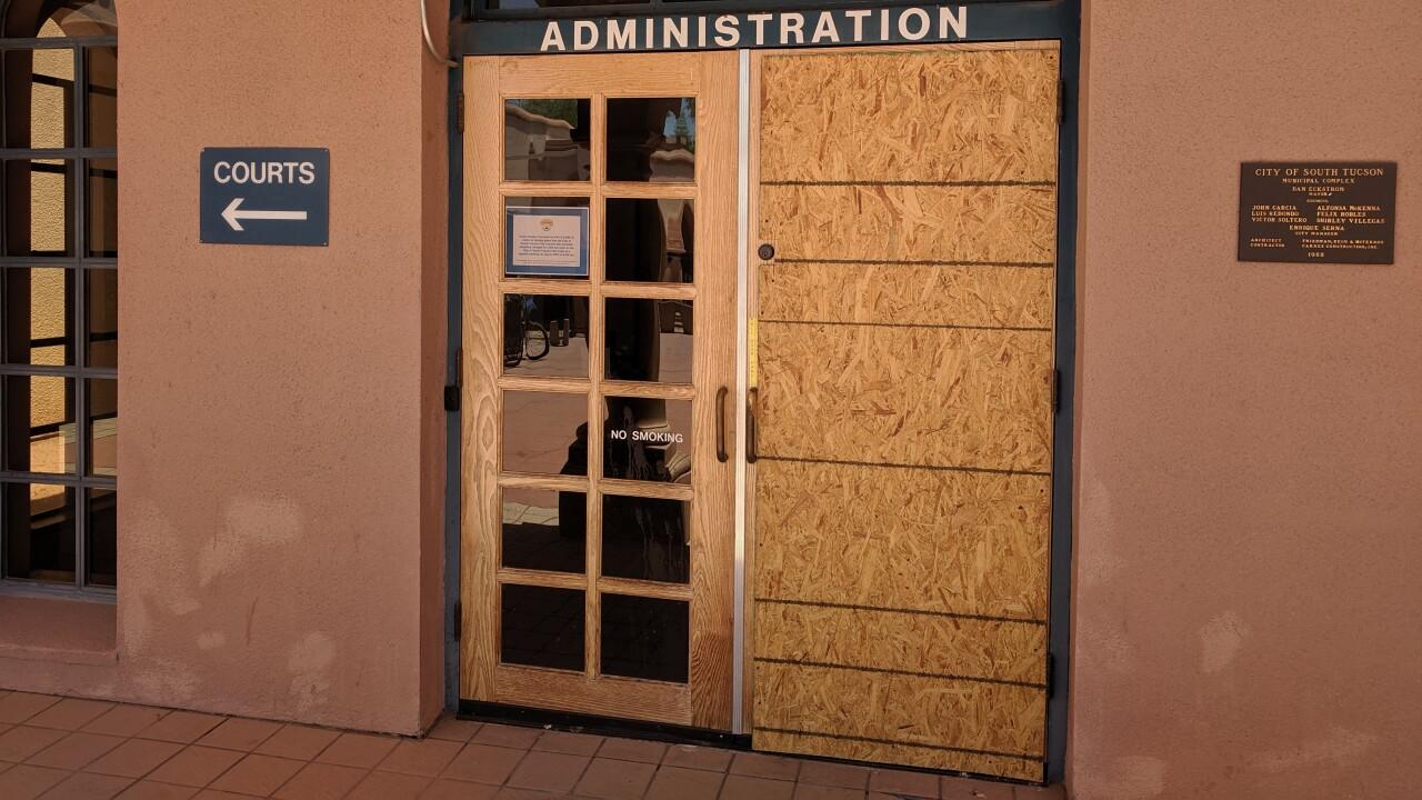South Tucson City Hall break-in 2