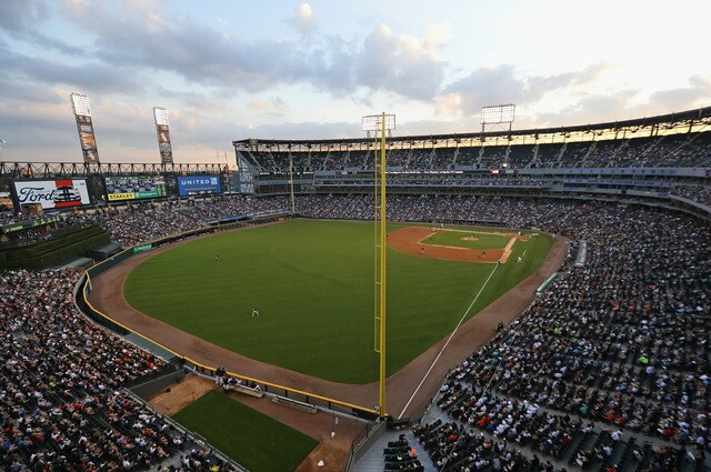GALLERY: Every MLB ballpark ahead of Opening Day
