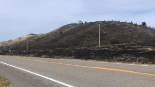 Cottonwood fire burns nearly 500 acres east of Townsend