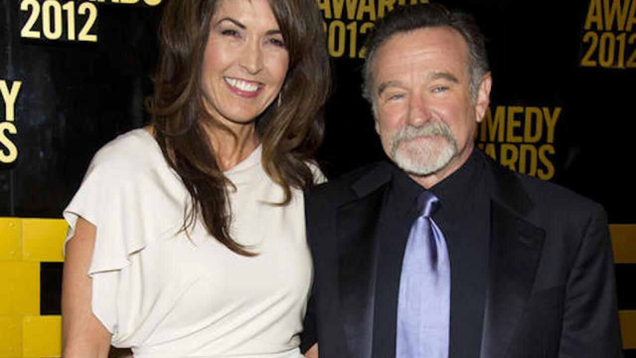 Robin Williams' widow details actor's final days