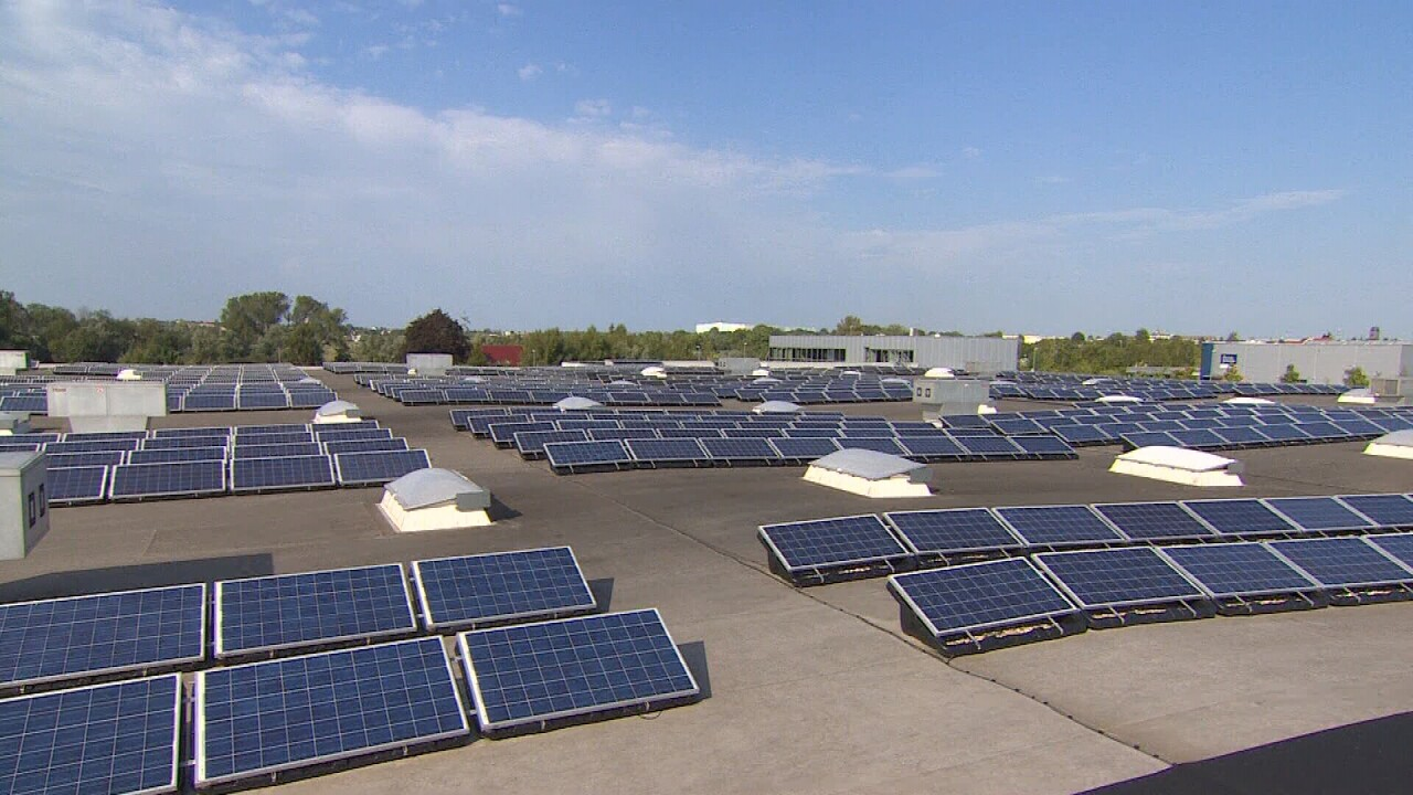 New California Law To Require Solar Panels On New Construction