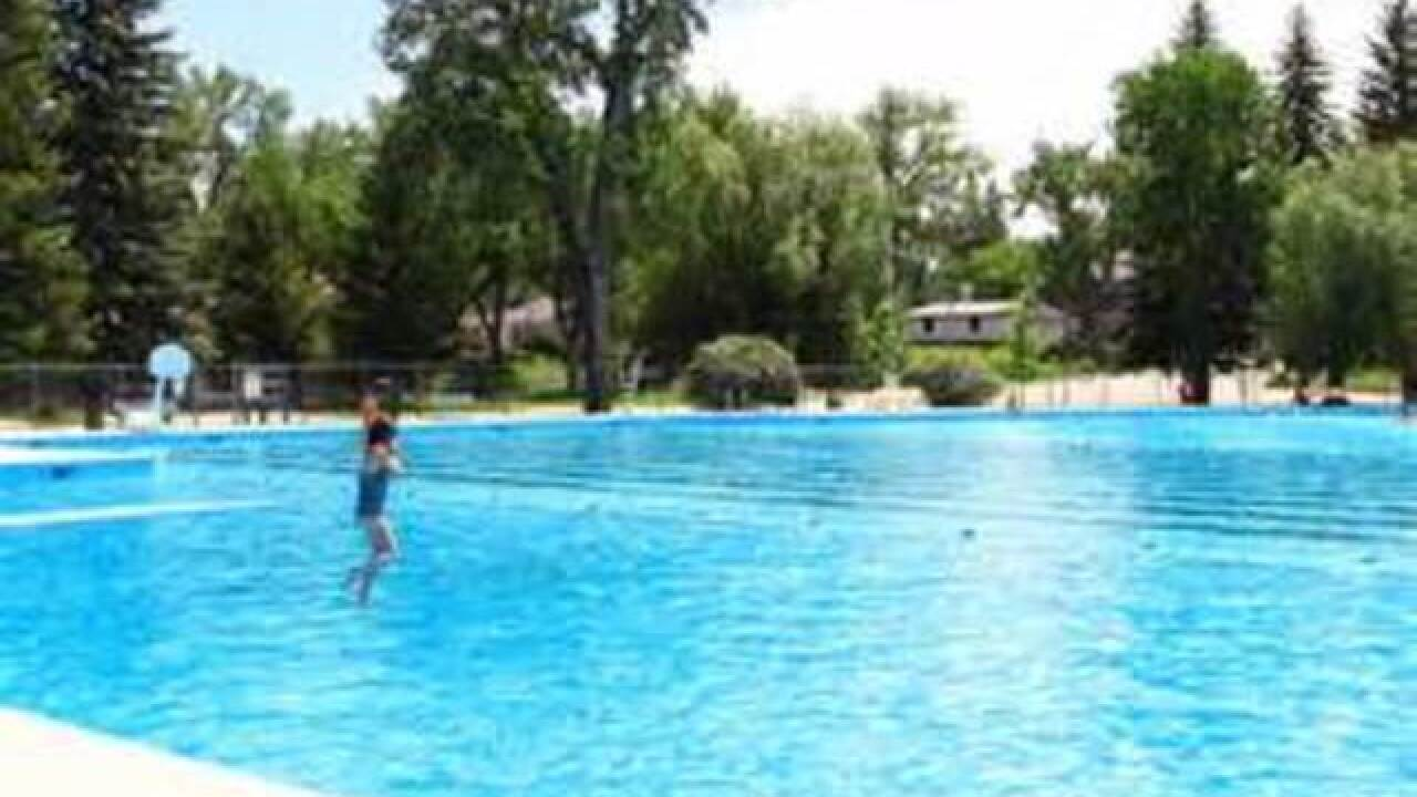 Buffalo City Pools Set New Record