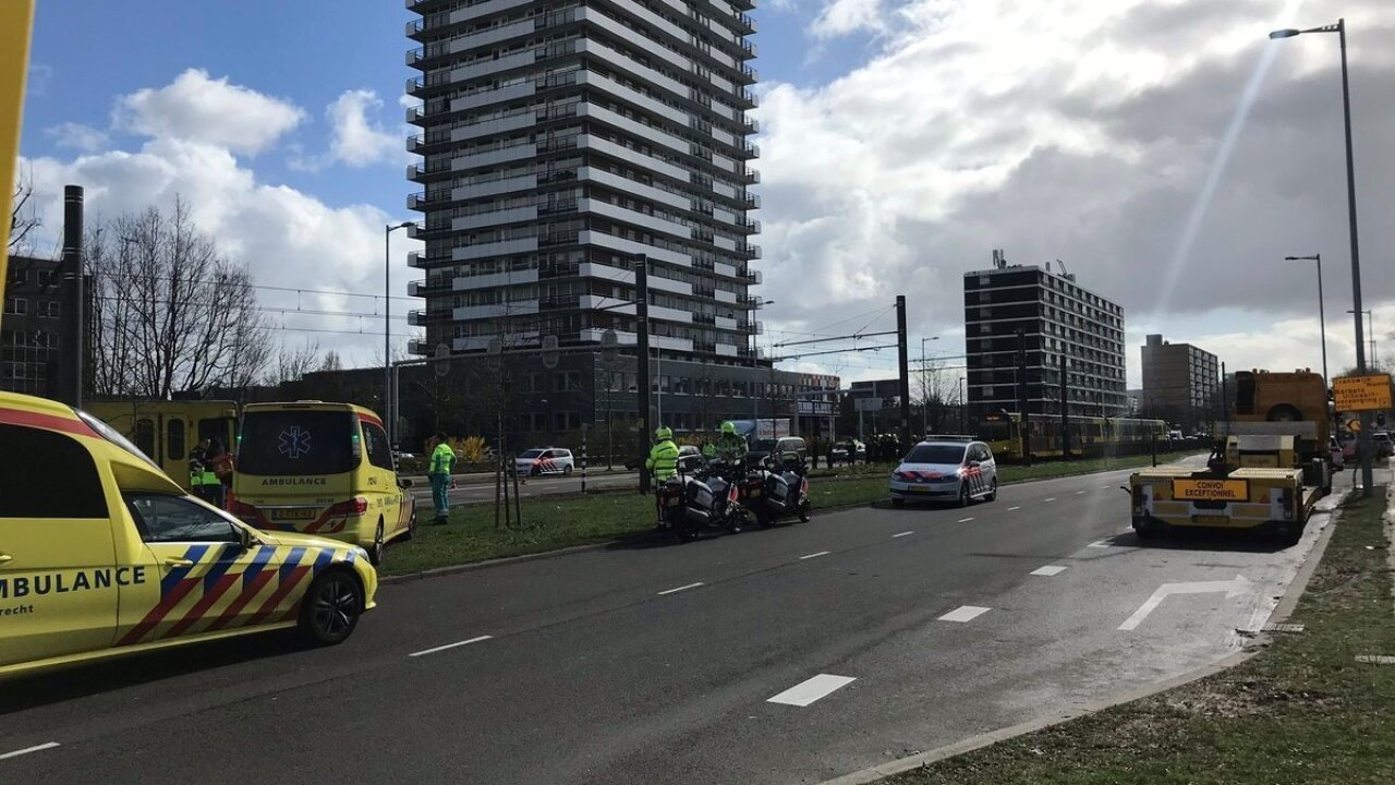 Utrecht: Multiple people hurt in shooting incident