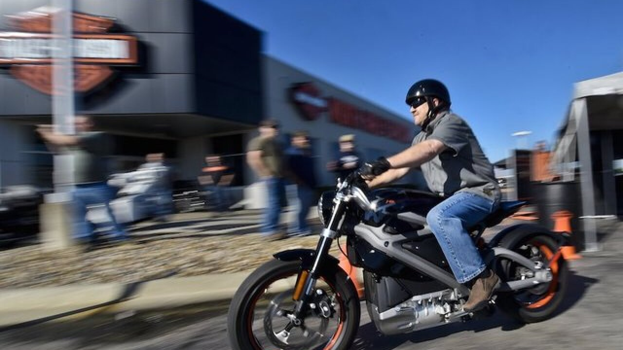 Harley-Davidson laying off 5 percent of its workforce