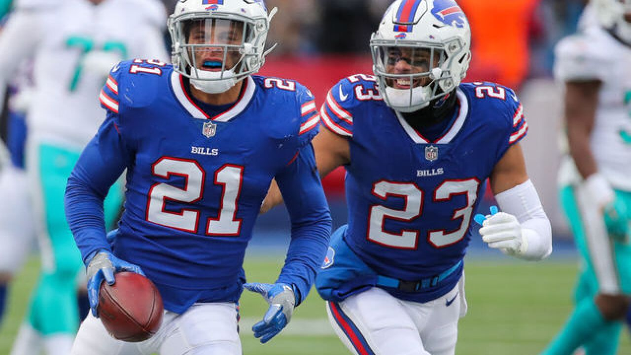 Buffalo Bills Top 20 Talents in 2018: No. 2 - S Micah Hyde
