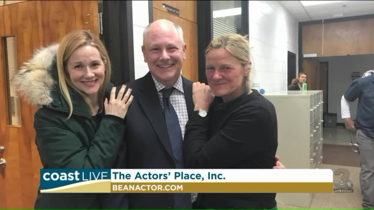 Talking with a Hollywood actor about working from Virginia on CoastLive