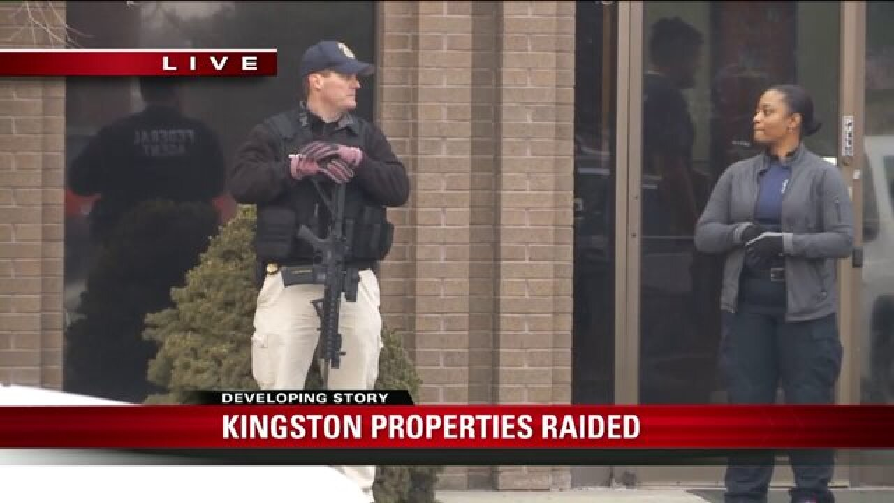 Former members of 'The Order' react to federal raids at Kingston family properties