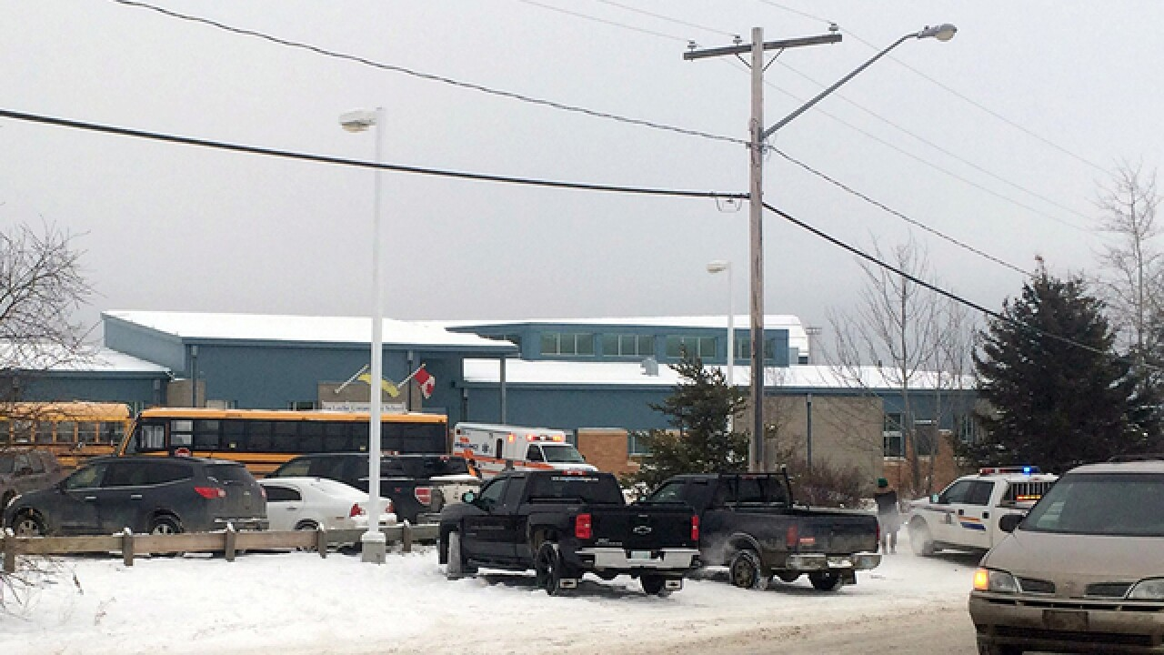 At least 2 dead in school shooting in Canada