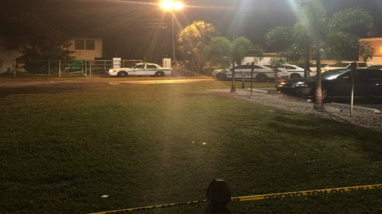 Teen, 17, shot and killed in St. Pete