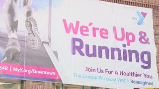 Central Parkway YMCA reopens to the public