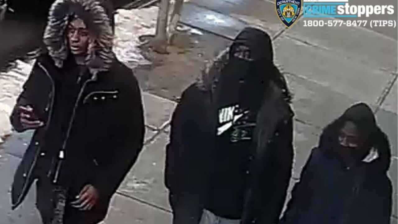 Persons of interest in Bronx shooting of a 15-year-old boy