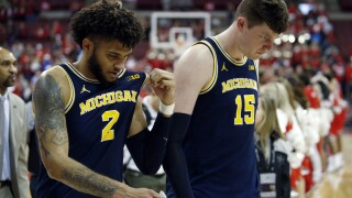 No. 23 Buckeyes surge late to beat No. 19 Michigan