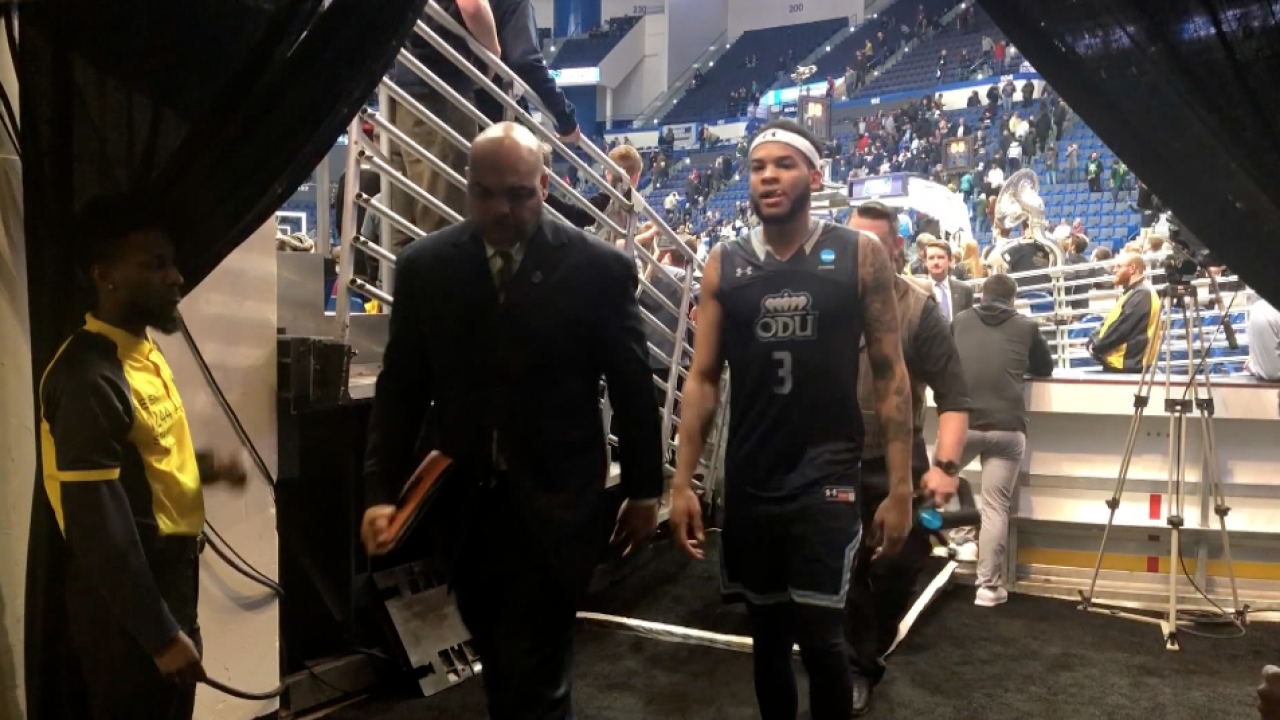 ODU reflects on magical season after being ousted in NCAA Tournament