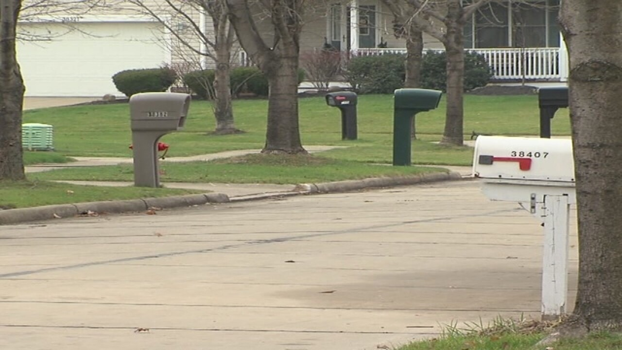 Willoughy PD warns of package thefts